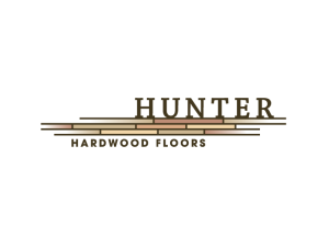 Hunter Hardwood Floors Logo Concepts