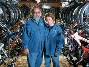 Bike Shop Owners