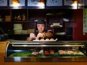 Sushi Restaurant Story